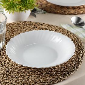 Тарелка суповая 21 см Feston Ош