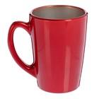 Кружка 320 мл Flashy Breakfast, цвет красный