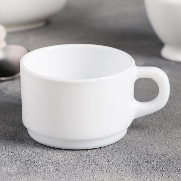 Кружка для кофе 90 мл Empilable штабелируемая