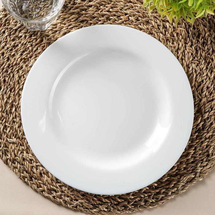 Тарелка обеденная 24 см Evolution - фото 308066897