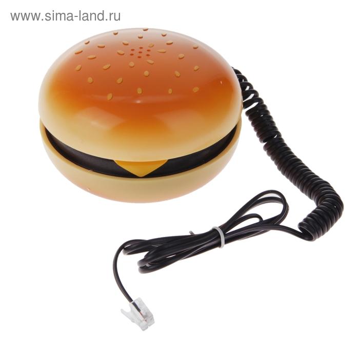 """Телефон """"Гамбургер"""""""