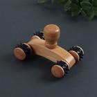 Массажёр универсальный, 4 колеса, цвет МИКС