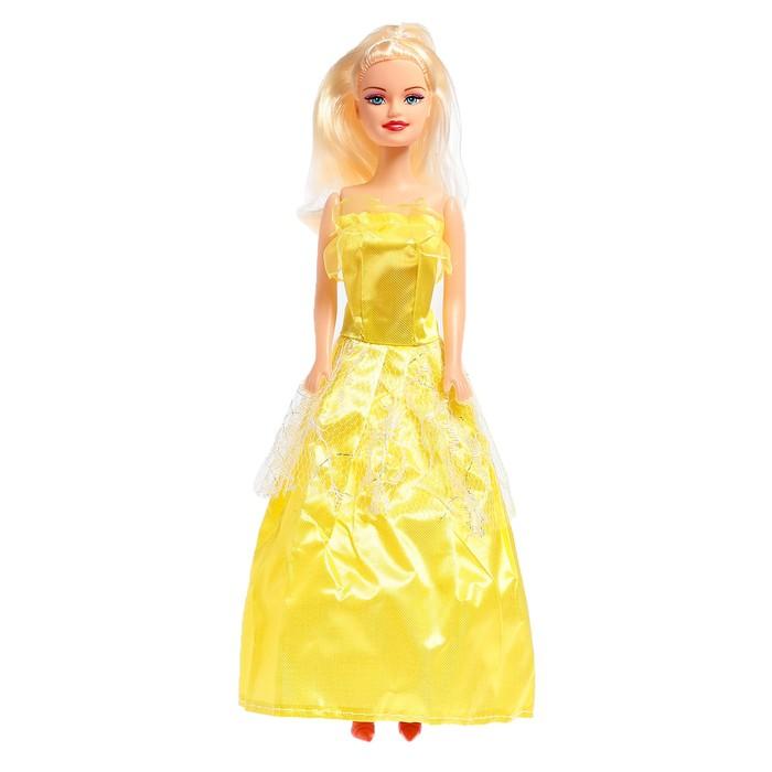 Кукла-модель «Валерия», МИКС - фото 106525694