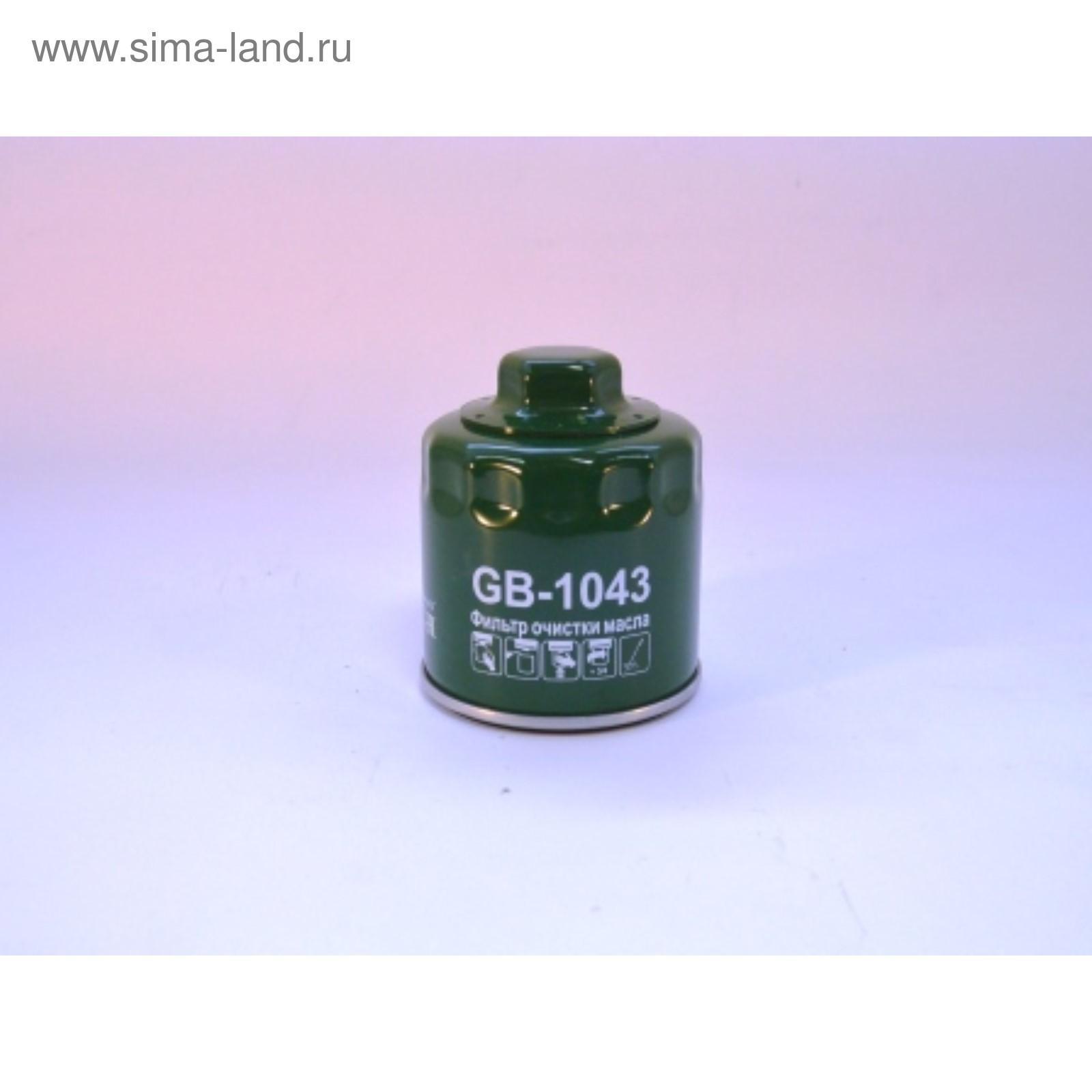Фильтр масляный BIG FILTER GB-1043