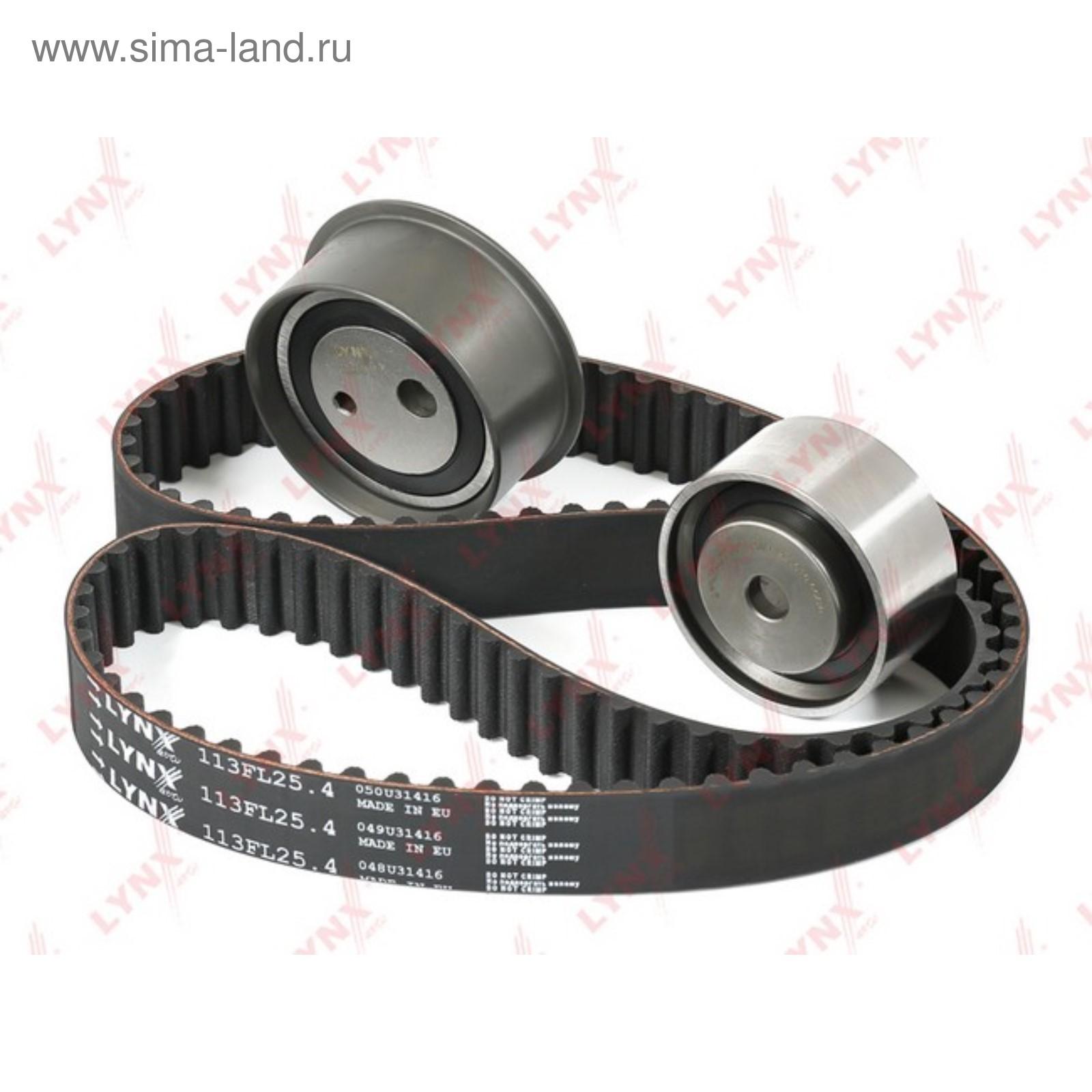 Ремень ГРМ, комплект LYNX PK-1169