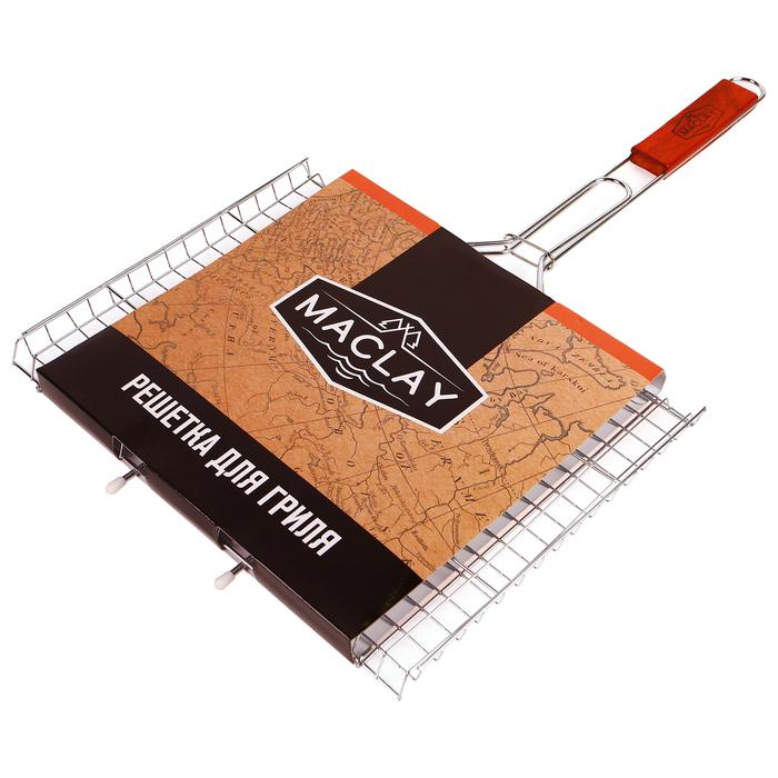 Решётка-гриль для мяса Premium, средняя