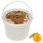 """Гималайская розовая соль """"Добропаровъ"""" с маслом апельсина, галька, 50-120мм, 2 кг"""