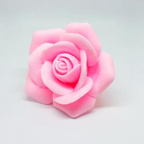 """Силиконовая форма для мыла """"Роза фараона"""""""