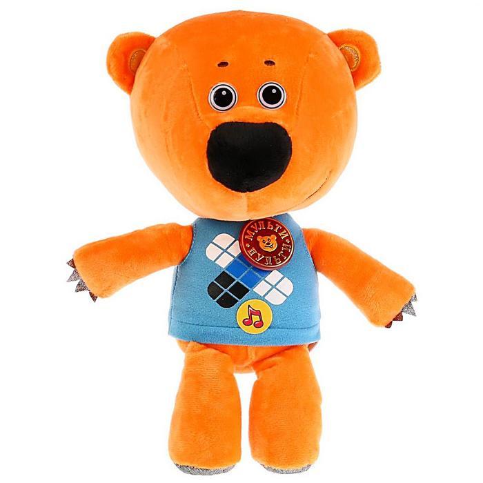 Мягкая музыкальная игрушка «Медвежонок Кеша», 30 см