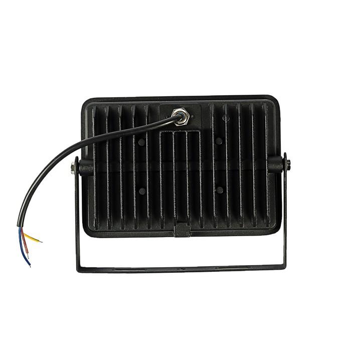 Прожектор светодиодный LLT СДО-5-50, 50 Вт, 230 В, 6500 К, 3750 Лм, IP65 - фото 4680