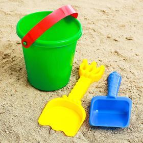 Набор для игры в песке №23, цвета МИКС