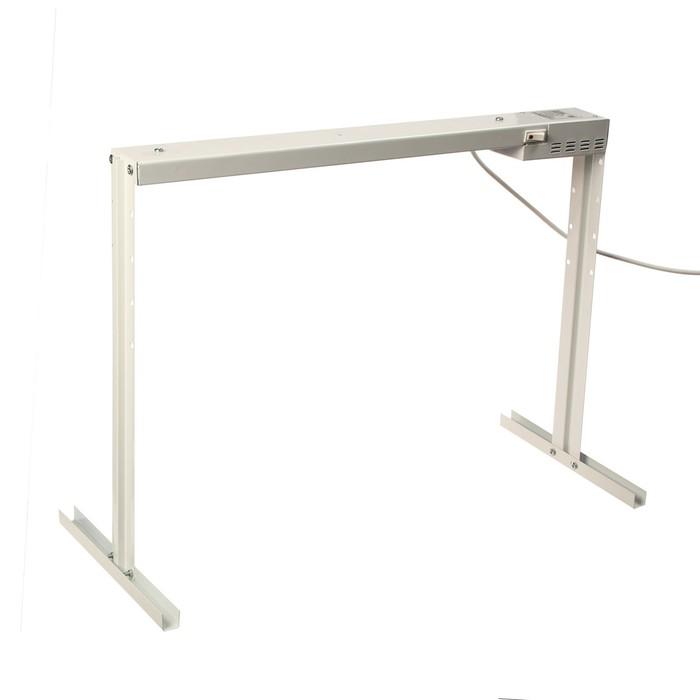 Фитосветильник светодиодный «Петромаш», Led-15, 15 Вт, 220 В, 690 мм, на подставке