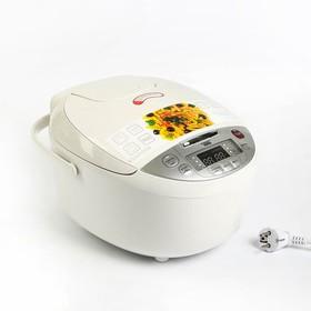 Мультиварка Scarlett SC-MC410S17, 940 Вт, 4 л, 11 программ, белая