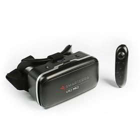 3D очки Smarterra VR2 Mark 2 Pro, BT- контроллер для смартфонов, чёрные