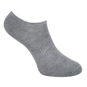 Носки женские, цвет серый, размер 23-25 Ош
