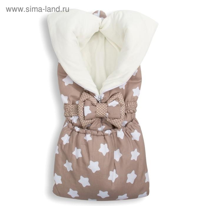 Одеяло- трансформер ПРЕМИУМ Шоколад пряники, цв шоколад, бязь/поплин 120, синтепон 250