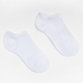Носки детские, цвет белый, размер 20-22