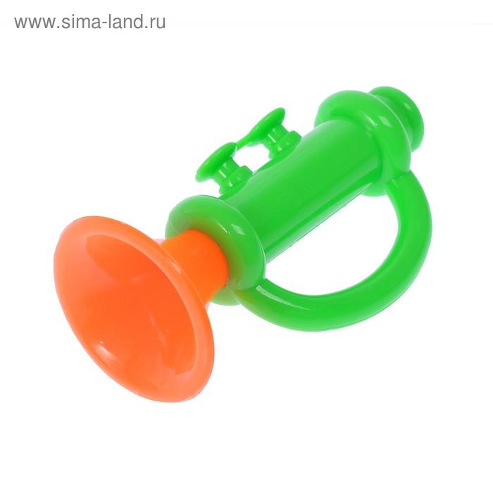 """Игрушка музыкальная """"Труба"""" с ручкой"""