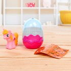 Pony in egg accessories, MIX