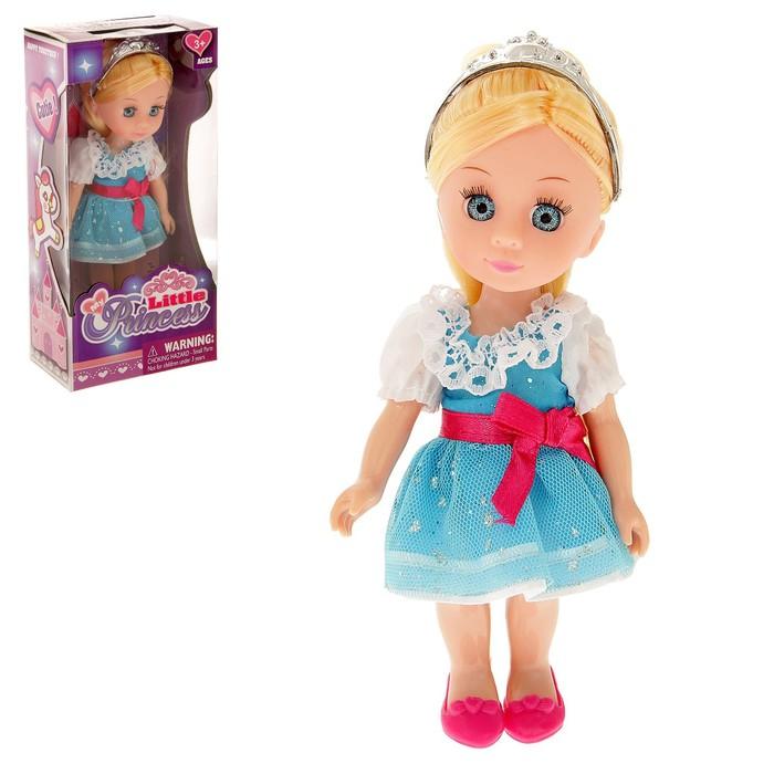 """Кукла """"Лика"""" в платье, МИКС"""
