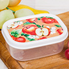 """The lunch box """"Juicy apples"""", 150 ml"""