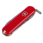 Нож-брелок VICTORINOX Classic SD 0.6223, 58 мм, 7 функций