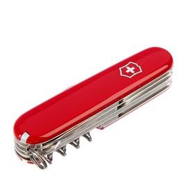 Нож перочинный VICTORINOX Huntsman 1.3713, 91 мм, 15 функций