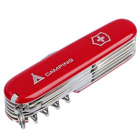 Нож перочинный VICTORINOX Ranger 1.3763.71, 91 мм, 21 функция