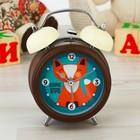 """Часы будильник """"Доброе утро!"""", d=8 см"""