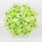 "Umbrella child ""Leaves"", semi-automatic, r=45.5 cm, MIX color"
