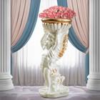 """Статуэтка """"Ангел с чашей"""", позолота, 52 см"""