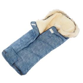 Конверт джинсовый