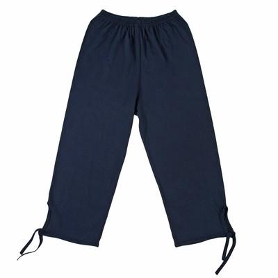 Бриджи женские, цвет синий, размер 54
