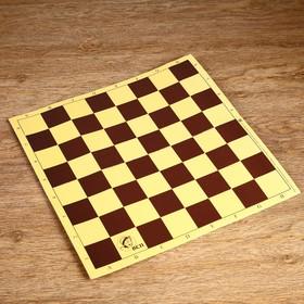 Шахматное поле из микрогофры, 40 × 40 см в Донецке