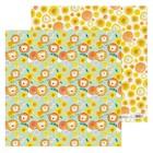 Бумага для скрапбукинга «Всегда вместе», 30.5 × 30.5 см, 180 г/м
