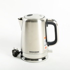 Чайник электрический REDMOND RK-M1263, 2200 Вт, 1.6 л, металл, серебристый