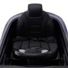 Электромобиль MERCEDES-BENZ S63 AMG, цвет чёрный, EVA колёса, кожаное сидение - фото 105642123