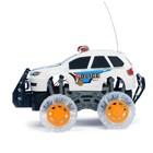 Машина радиоуправляемая «Полиция», работает от батареек, свет - фото 1012230