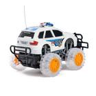 Машина радиоуправляемая «Полиция», работает от батареек, свет - фото 1012231