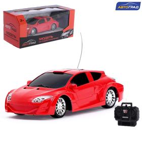 """Machine RC """"Race"""", battery powered MIX color"""