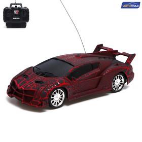 Машина радиоуправляемая «СпортКар», работает от батареек