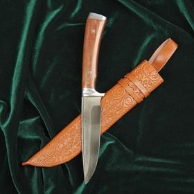 Нож Охотничий Шархон Текстолит 13 см прямой Ош