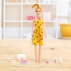 Кукла модель «Рина» в платье с аксессуарами, МИКС - фото 106573804