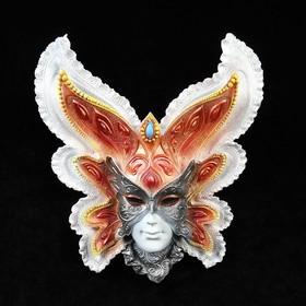 """Венецианская маска """"Бабочка"""" 25см"""
