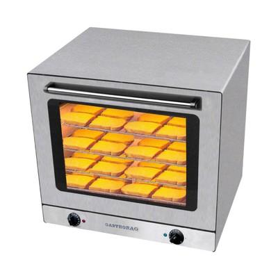 Конвекционная печь Gastrorag YXD7571A, электрическая, 4 противня, серебристый