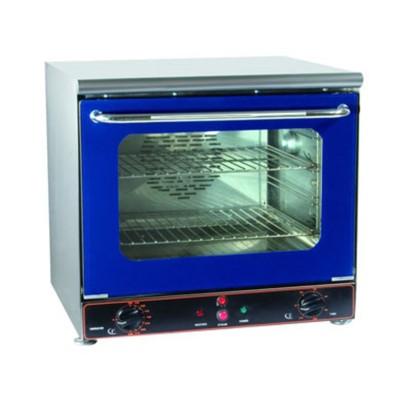 Конвекционная печь Gastrorag YXD-CO-01, электрическая, 100-300°С, 4 противня, синий