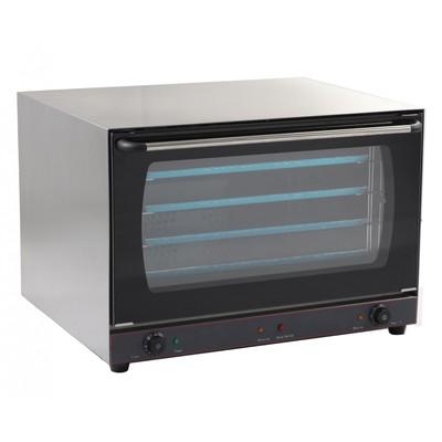 Конвекционная печь Gastrorag YXD-EN-50 (220V), электрическая, 4 противня, серебристый