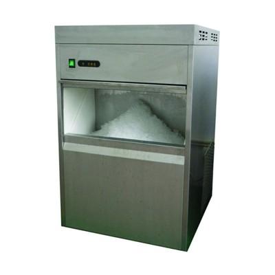 Льдогенератор Gastrorag DB-50F, 50 кг/сутки, бункер 10 кг, серебристый