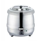 Мармит Gastrorag 81010SP, электрический, настольный, для супов, 10 л, 30-90°С, серебристый