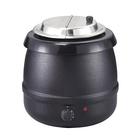 Мармит GASTRORAG 83010SP, электрический, настольный, для супов, 10 л, 30-90°С, чёрный